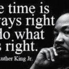 MLK Holiday Observance