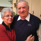 Valentine Couple, Jackie and Ron Birmingham